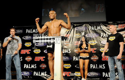 The Anderson Silva that we saw against James Irvin will come alive.