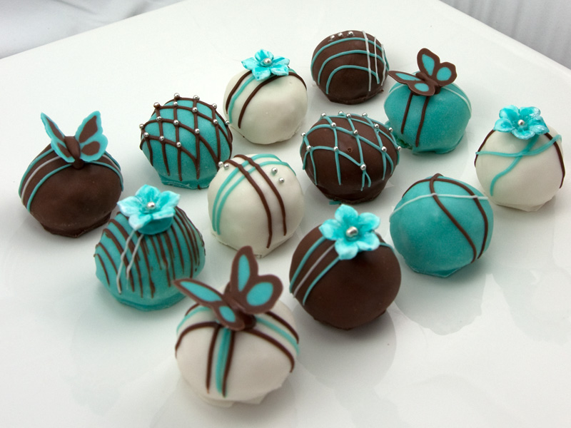 What's Creative?: Sweet Sensations: Cake Balls
