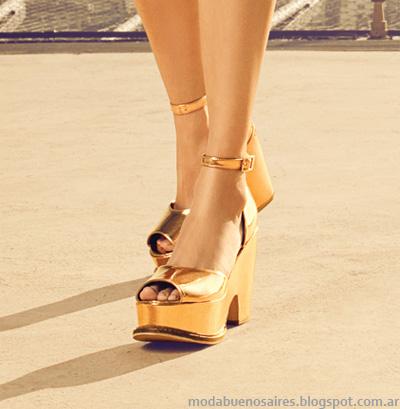 Zapatos Prune 2014 Moda