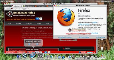 Mozilla Firefox 8.0 Final