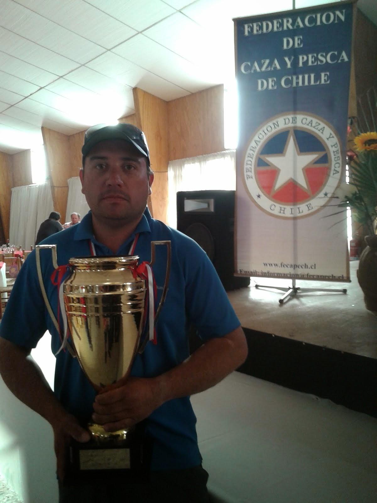 campeón. nacional 2014