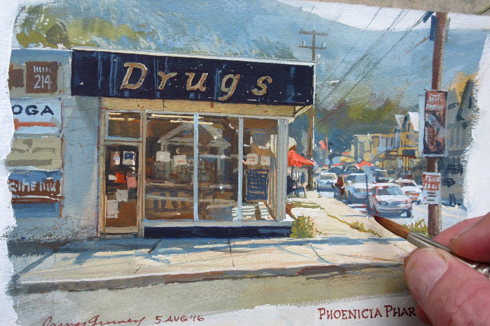Paint a Storefront