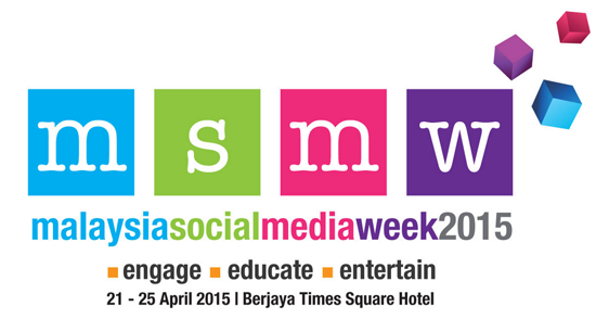 MSMW 2015 Bosan - Hanya Eksploitasi Blogger Malaysia