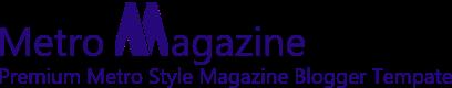 [Demo] Metro Magazine Premium