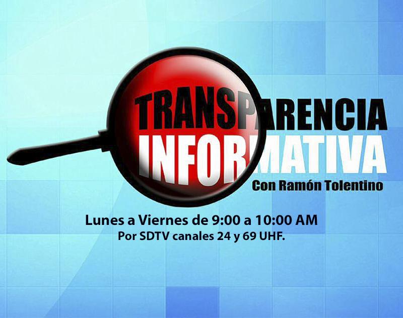 TRANSPARENCIA INFORMATIVA TV