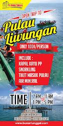 Trip To Liwungan Island
