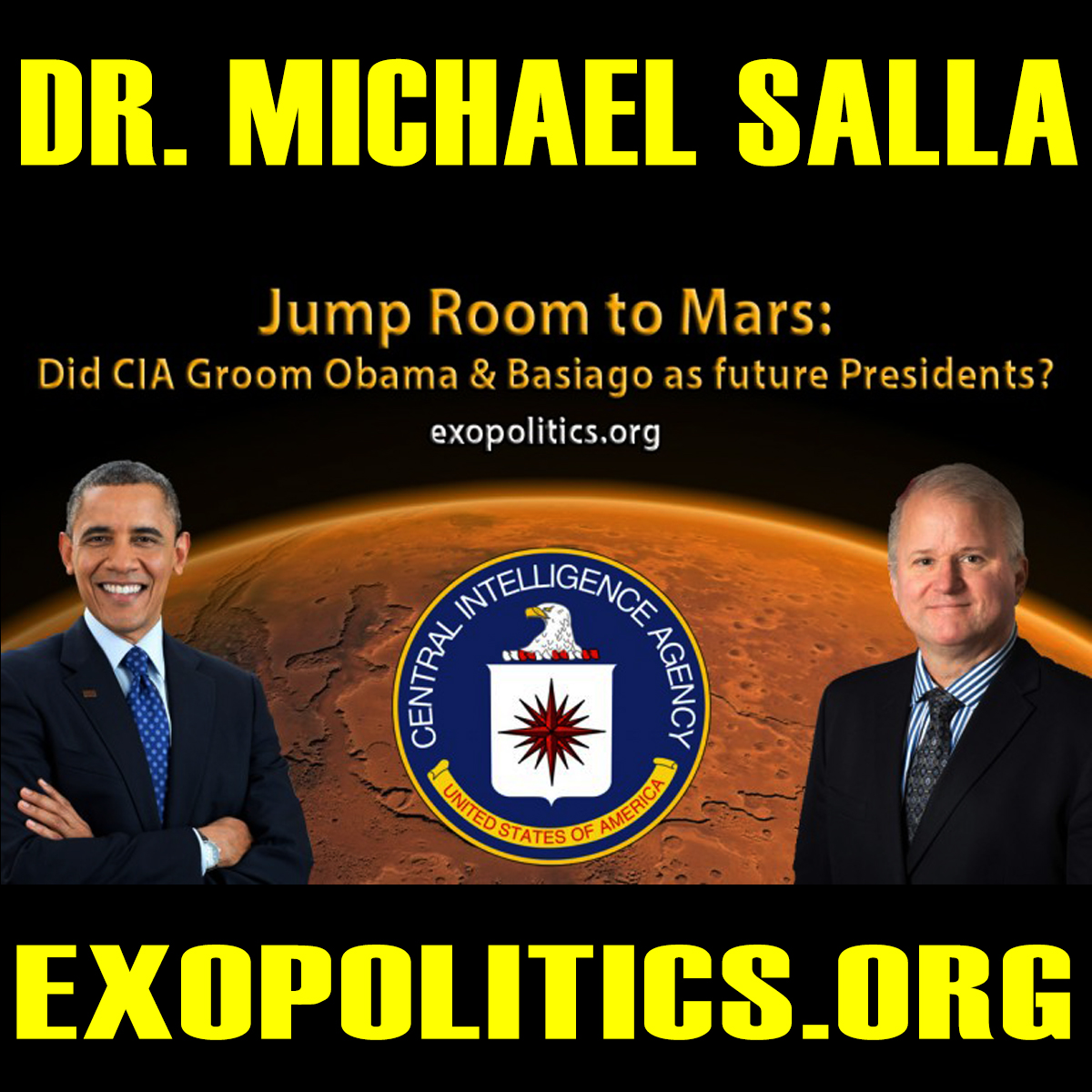 project pegasus obama Andrew d basiago, 50, a lawyer in washington state who served in darpa's time travel program project pegasus in the 1970's, and fellow chrononaut william b stillings, 44, who was tapped by the mars program for his technical genius, have publicly confirmed that obama was enrolled in their mars training class in 1980 and that each later.
