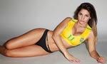 Andrea Cifuentes Nas Cores Da Seleção Brasileira De Futebol