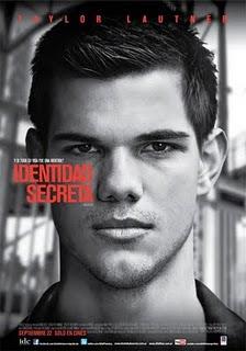 Poster de Identidad Secreta