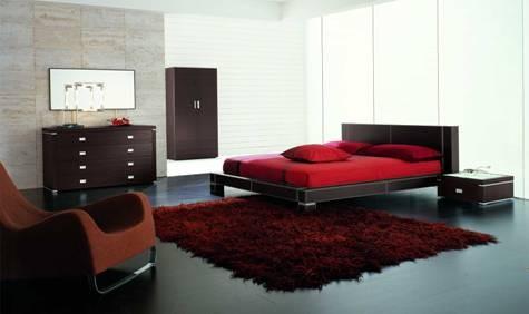 Diseño de muebles para un dormitorio moderno : decorar tu habitación