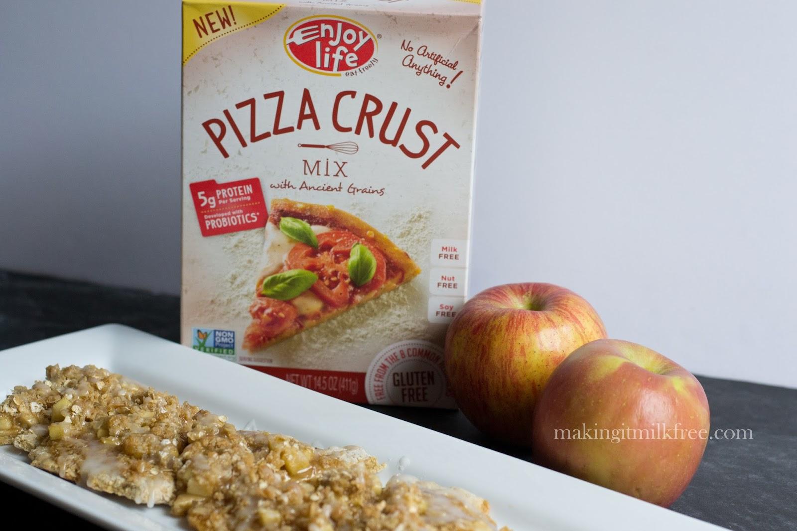 #glutenfree #vegan #applepie #dessert #pizza