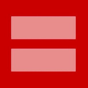 What is the meaning of Red Equal-Sign?