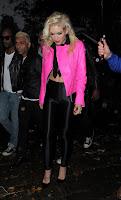 Gwen Stefani Halloween costume 2012