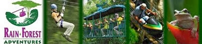 Rainforest Adventures Blog - Zip Line, Aerial Tram, Nature Trails and Canopy Tours
