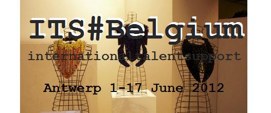 Ra, Antwerp, ITS#Belgium, International Talent Support, Antwerp school of fashion, The Old Now, Grazia IT Blog
