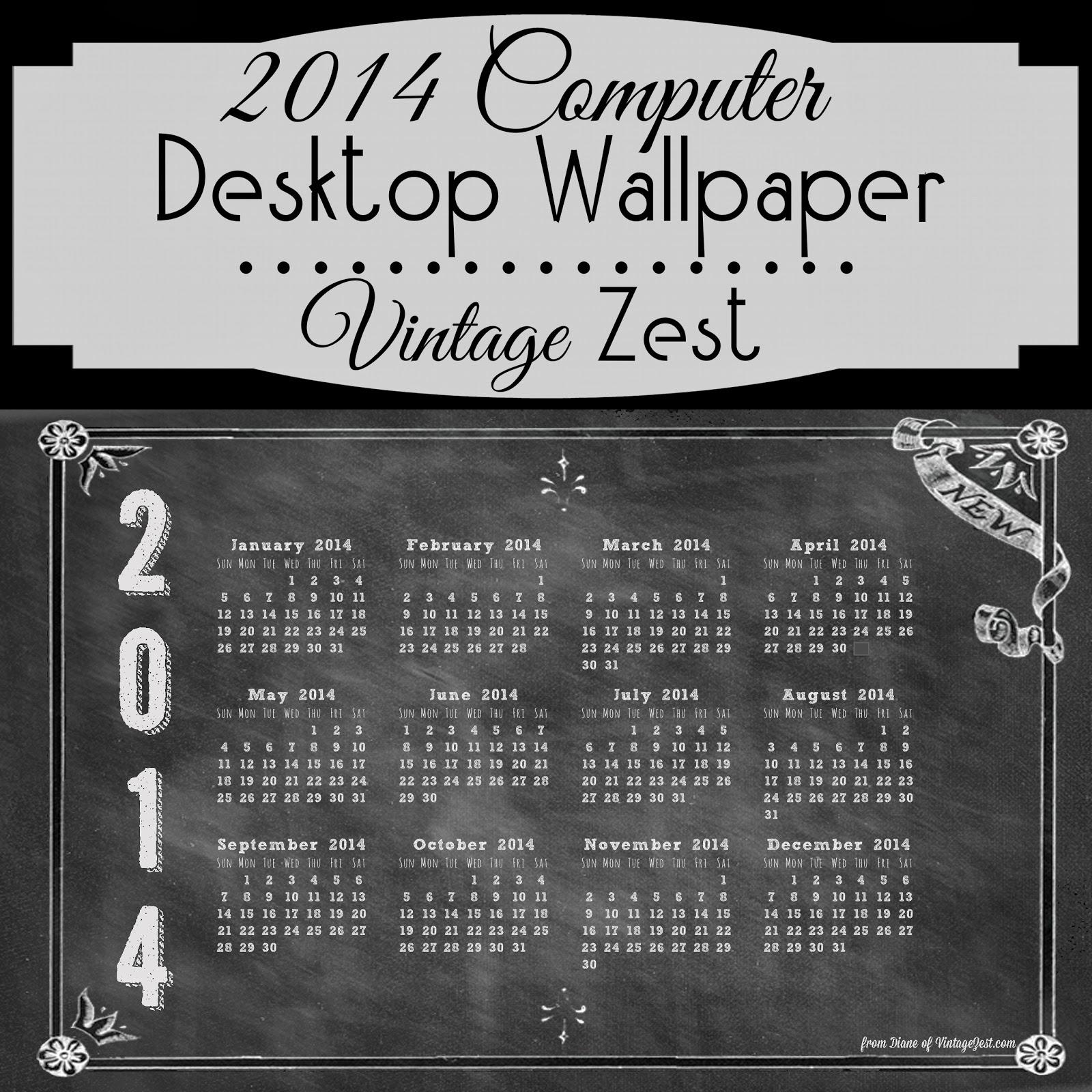 Desktop Wallpaper January 2014: 2014 Computer Desktop Wallpaper Download