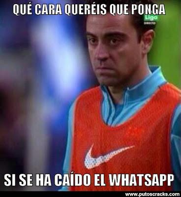 Memes Xavi Hernández