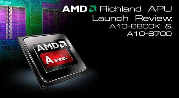 AMD Richland Bisa Digeber Sampai Clock 8.2GHz