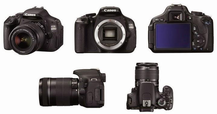 Tips memilih kamera DSLR untuk fotografi yang bagus bagi pemula