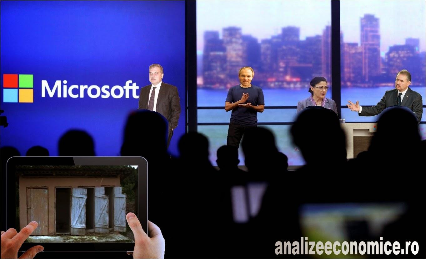 Lansarea Windows 10 în România
