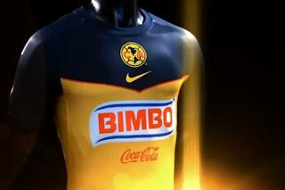 Nuevos Jerseys  Fútbol Méxicano