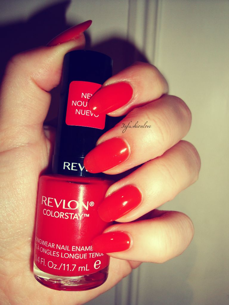 Infashionlove revlon colorstay nail enamel from the ss13 its freezing winter weather outside all is left to do is to think about summer the bright sunshine hot weather delicious ice cream and bold colours nvjuhfo Image collections