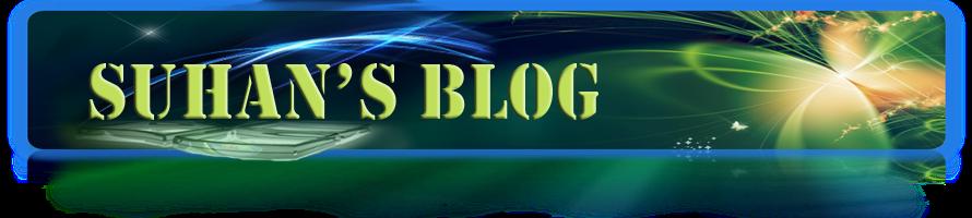 Suhan's blog