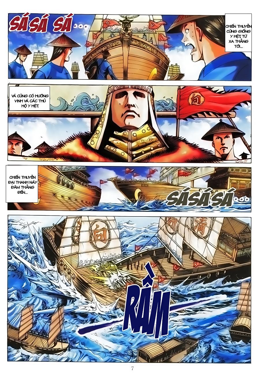 Tân Tác Như Lai Thần Chưởng chap 8 - Trang 9