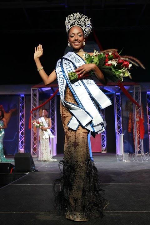 Miss British Virgin Islands 2013