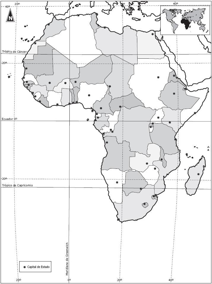 Recursos de Geografía e Historia: ATLAS: colección de mapas mudos ...