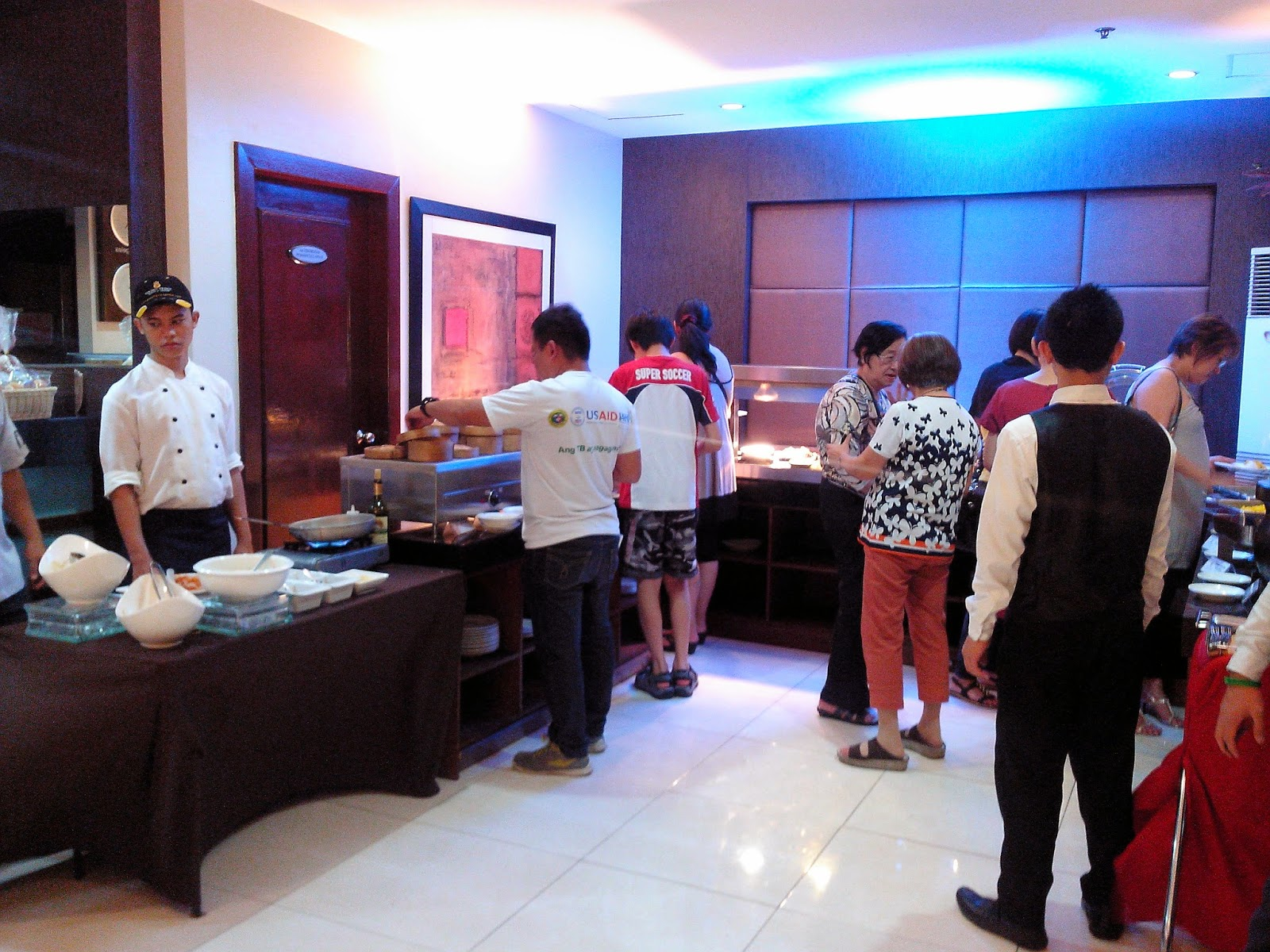Eat All You Can Dinner is available every Friday from 6:30PM - 10PM at Golden Prince Hotel.