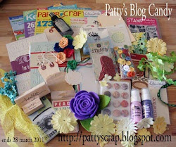blog candy patty