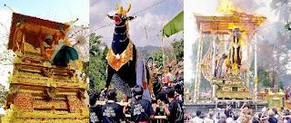 Sejarah Upacara Adat Ngaben Umat Hindu Bali
