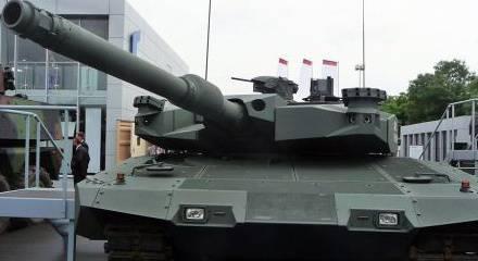 tank-berat-leopard