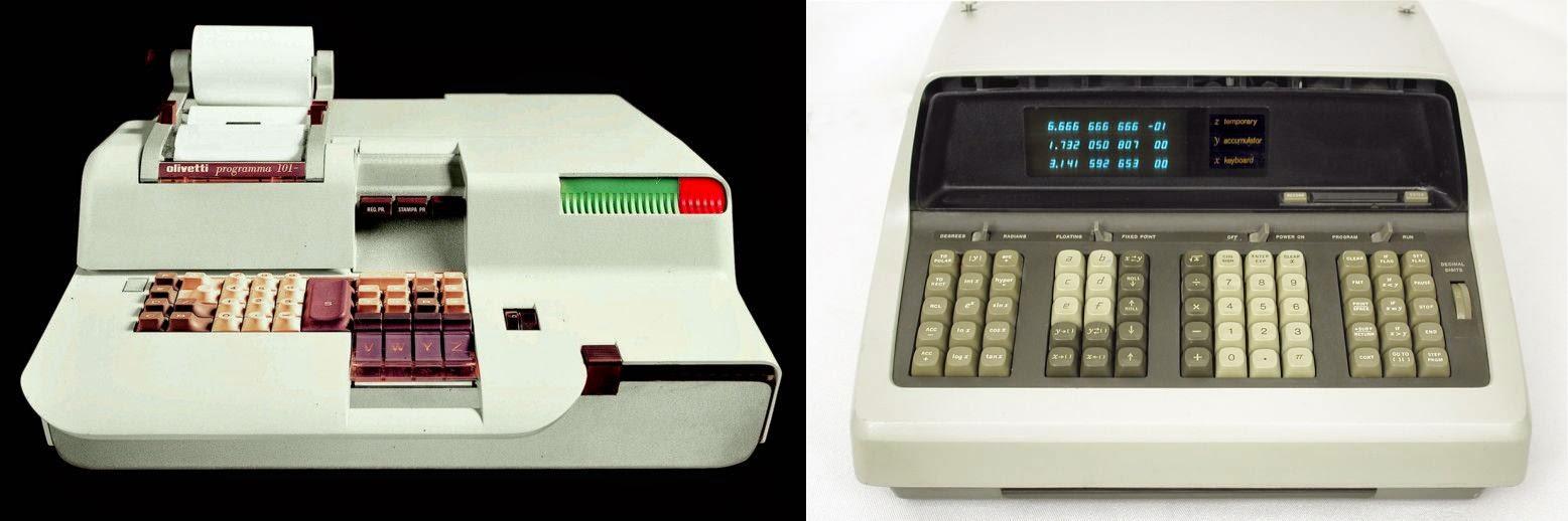 Olivetti Programma 101 X HP 9100