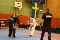 Tävling i BJJ på Fenix Open Tournament i Helsingborg