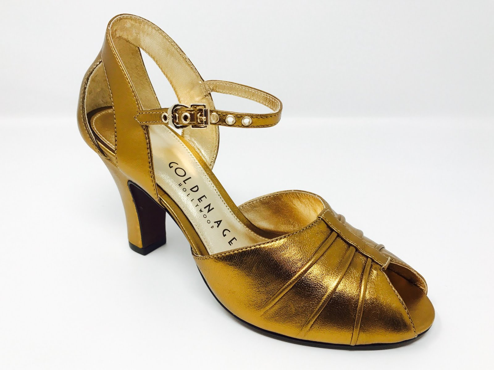 Old Hollywood Glamour Shoes