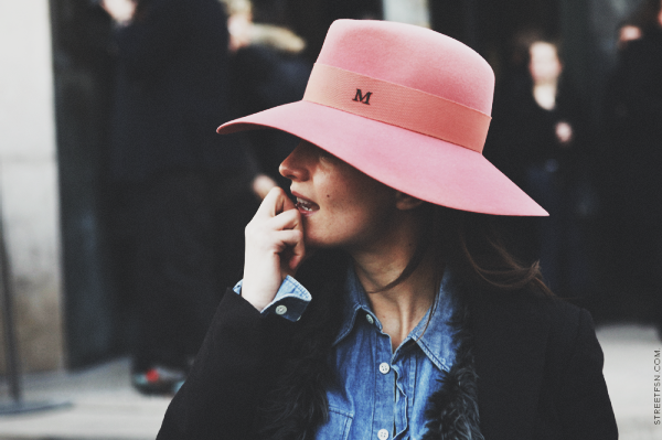 {current trends : autumn style inspiration : the fedora hat}
