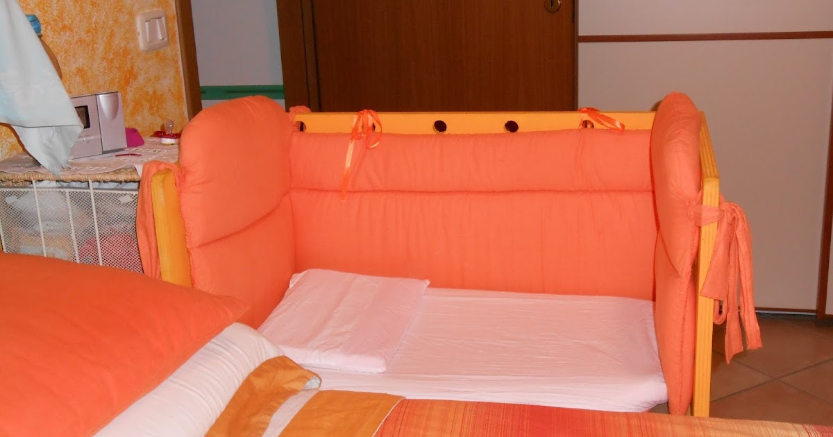 Bambinabirbona side bed culla da affiancare al lettone - Culla da affiancare al letto ...