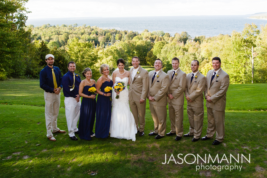 Jason Mann Photography - Door County Wedding Party