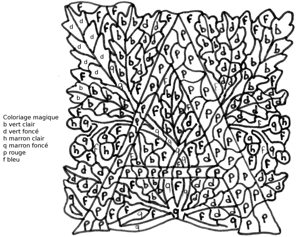 Maternelle coloriage magique la lettre a en capitales - Coloriage magique alphabet ...