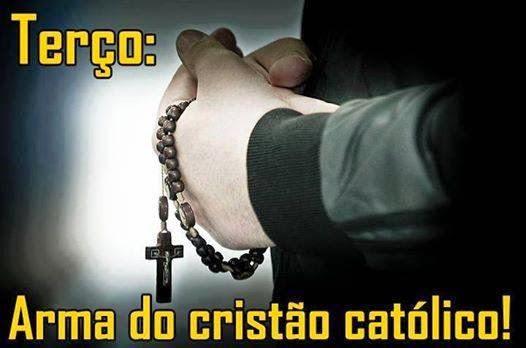TERÇO - A ARMA DO CATÓLICO