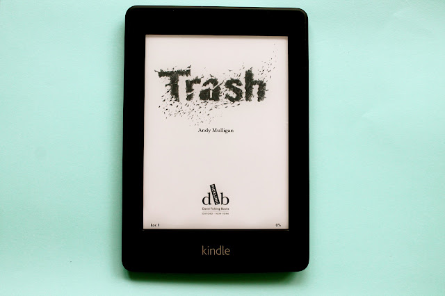 review of the book trash by any mulligan
