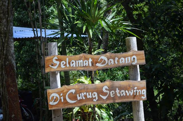 Pesona Cantik Curug Setawing Di Kulonprogo