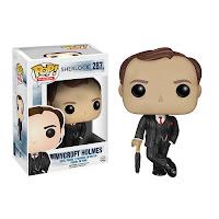 Funko Pop! Mycroft Holmes
