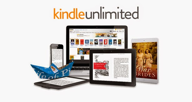 El servicio de tarifa plana de Amazon, Kindle Unlimited