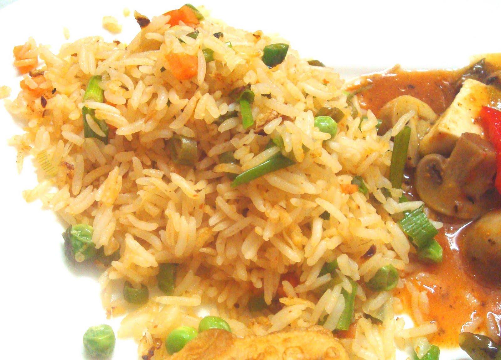 Chinese Rastafarian Foodmantra: Desi Szech...