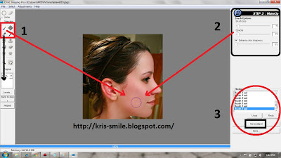 Penggunaan CPAC IMAGING PRO2