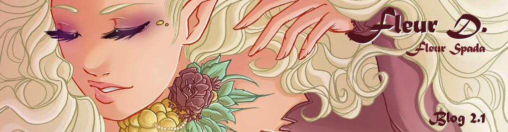 Les pétales de Fleur D