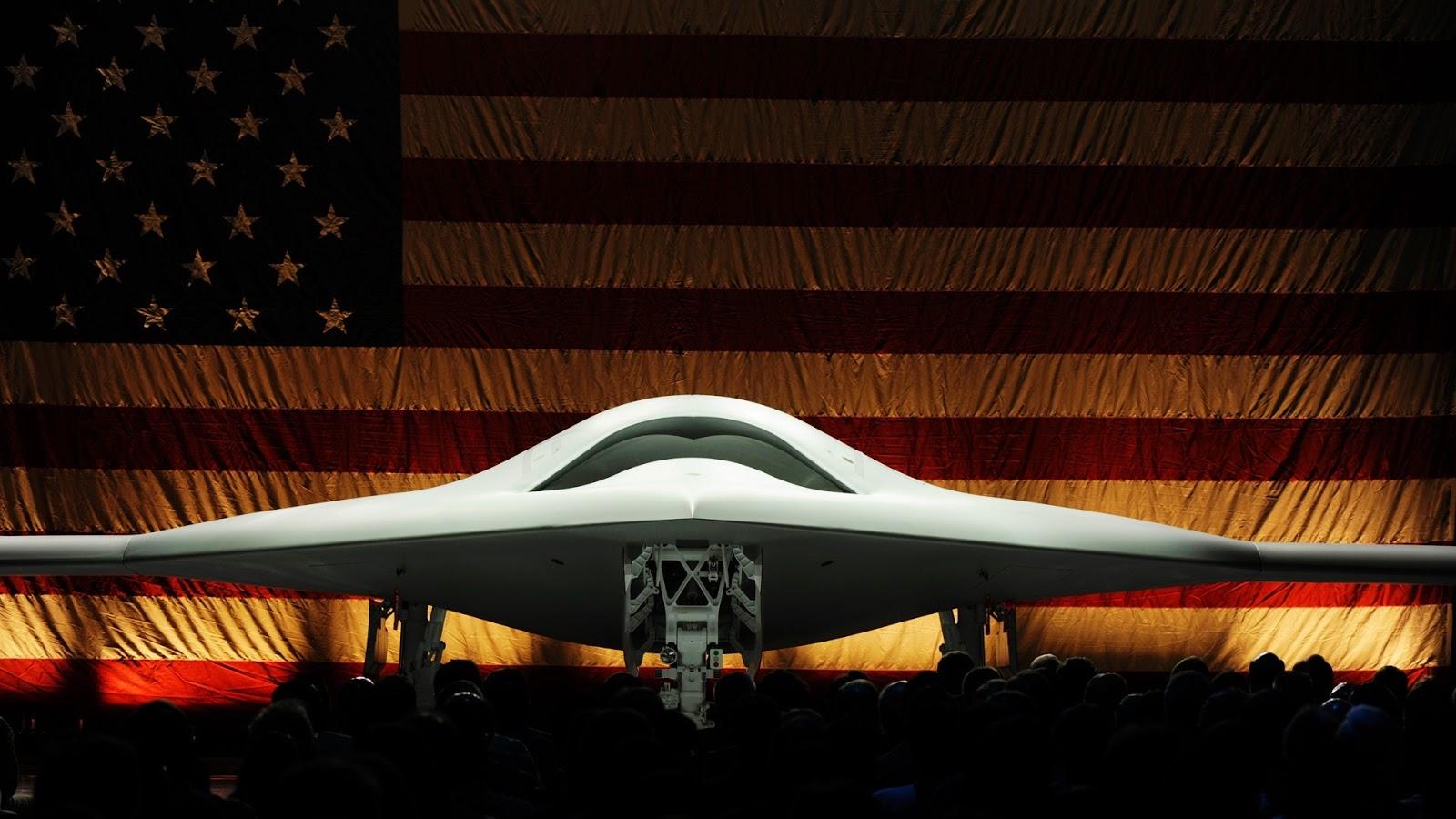 Boeing X 45 Phantom Ray Plane